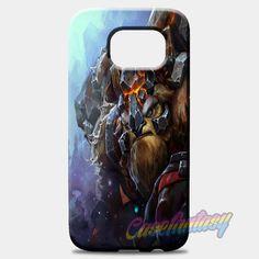Dota 2 Earth Shaker 3 Samsung Galaxy S8 Plus Case | casefantasy