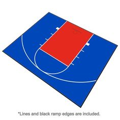 ModuTile offers backyard basketball court flooring kits with graphics, lines and multiple color tiles. Make your own custome dimentions outdoor court. Basketball Court Pictures, Backyard Basketball, Basketball Court Flooring, Outdoor Basketball Court, Custom Basketball, Sports Basketball, Basketball Uniforms, Basketball Shoes, Sports Court