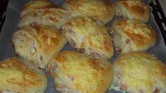 Recepty - Strana 10 z 100 - Vychytávkov Food Tasting, Canapes, Bakery, Muffin, Bacon, Favorite Recipes, Bread, Cheese, Breakfast