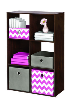 Customize your storage with different patterns and colors! #shopko