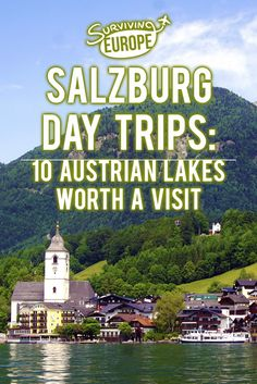 Salzburg's Lake District is the ultimate summer destination that you (most likely) never knew existed.. <3 #Austria #Salzburg