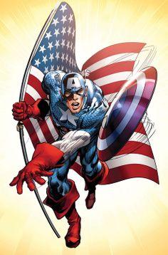 Captain America - Neal Adams