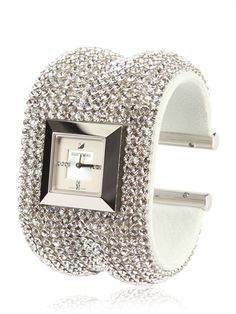 SWAROVSKI  ELIS BANGLE CRY WATCH