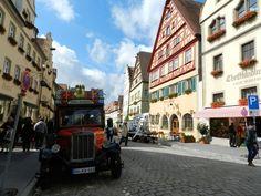 "Lojinhas do tipo ""caça turista"", Rothenburg Ob der Tauber, Deutschland, Alemanha, Germany, Europa, Europe, Central Europe, Europa Central, medieval city, cidade medieval"