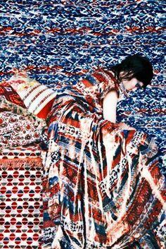 Kenzo Fall/Winter 2013 (A Magazine)