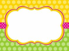 Classroom Labels, Classroom Decor, Boarders And Frames, School Labels, Class Labels, Diy And Crafts, Paper Crafts, Card Tags, Cards