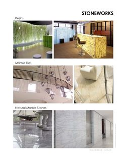 Marble Tiles, Company Profile, Company Profile Design