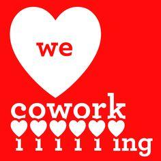 We love coworking! :D