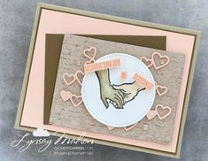 Embrace Each Moment by Stampin' Up! coloured with Blender Pens
