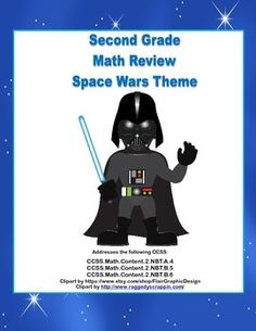 This package includes 32 pages with a Star Wars Theme.14 practice pages and an Answer KeyThese sequenced worksheets can be used as morning work or with any math program as introduction or practice.Included are worksheets on the following:Comparing Numbers using the greater and less than signsAdding a 2 digit and 1 digit numbers in columnsAdding two 2 digit numbers in columns no regroupingAdding three 2 digit numbers in columnsSubtracting a 2 digit number from a 2 digit number no…