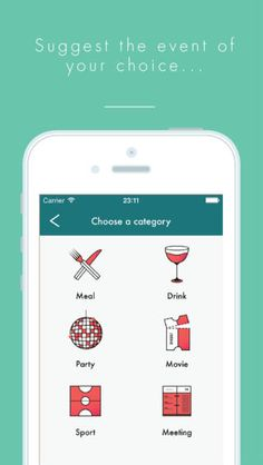 An app that helps you plan outings.