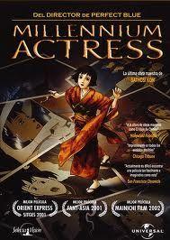 """""""Millennium Actress"""" by Satoshi Kon - 2001"""