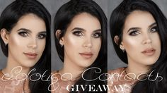 Solotica Color Contacts Review and Giveaway