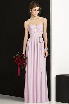 2013 Bridesmaid Dresses A Line Sweetheart Floor Length Chiffon Ruffles