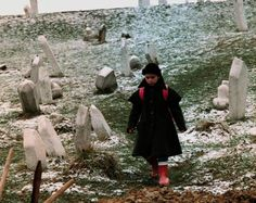 Sarajevo -  Child goes to school during the war (1992-1995) (overcoming the odds to create a future for yourself)