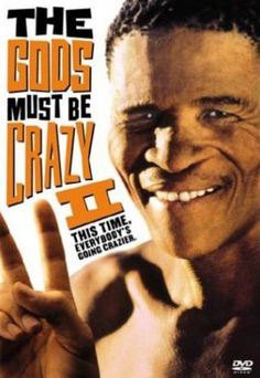 Gods Must Be Crazy II #poster
