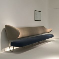 Finn Juhl / Wall mounted sofa, 1953