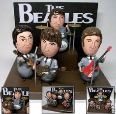 The Beatles - Egg Art