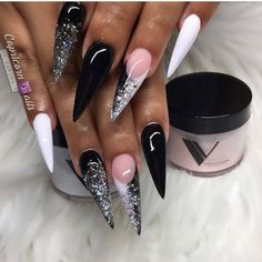 Bomb ass nails! ☺##nailart #naildesign