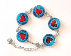 LEGEND OF ZELDA Bracelet,  Jewellery, 0345BOS from EgginEgg by DaWanda.com