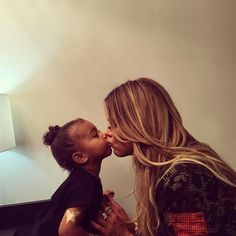 KoKo Kisses from North West's Cutest Baby Pictures!