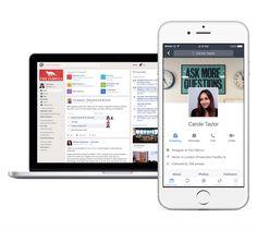 Workplace by Facebook: intentando redefinir los entornos corporativos. 11/10/16