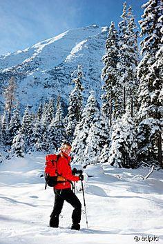 § wintersport- cross country skiing