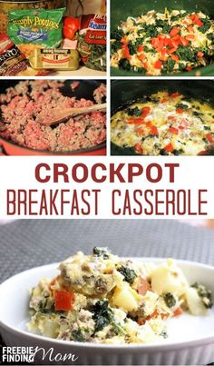 Crockpot Breakfast C