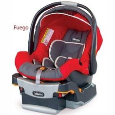 Chicco Keyfit 30 Infant Car Seat And Base ( Certified FrustrationFree Packaging )  Fuego Picture