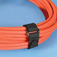 Velcro® Cinch Straps - These ties are useful for binding items that require frequent adjustment and reuse.