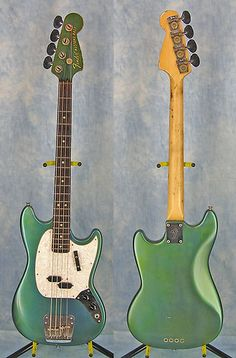 1969 Mustang Bass