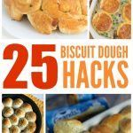 25 Epic Canned Biscuit Dough Hacks