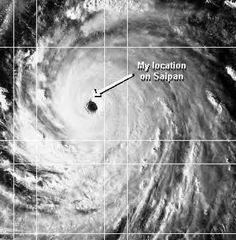 Career Hurricane Experience