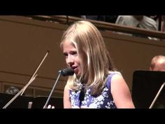 Jackie Evancho:  The Lord's Prayer - 2011 Summer Concert Tour at Dallas