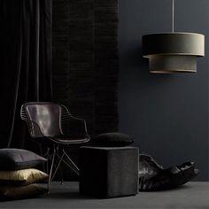 Pic by Rue Verte www.rueverte.dk feat. Wire Dining Chair by Overgaard & Dyrman www.oandd.dk