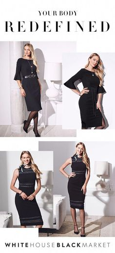 18f1914d917b Define your curves with the Body Perfecting Collection. These dresses bring  out the best in