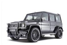 Mercedes AMG G55