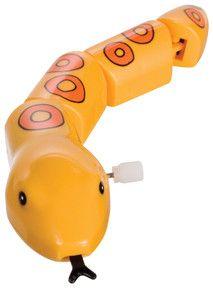 Slithering Wind-up Toy: SNAKE