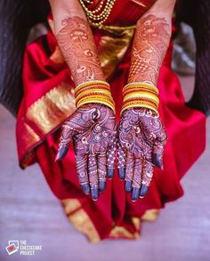 Darker the colour of the mehndi,the more the bride will be loved by her husband.