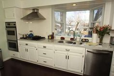 An awesome kitchen remodel in a 1916 home by Marc Armstrong - way to go buddy!