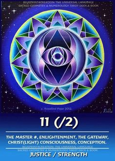 A is 11/2 numerology