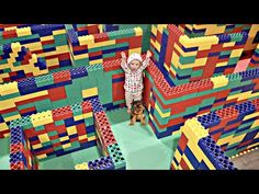 We build a giant Lego Maze and see who can go through the maze the fastest our new puppy Duncan, or Baby Blake. Lego Maze, New Puppy, Puppies, Quilts, Baby, Cubs, Quilt Sets, Baby Humor, Log Cabin Quilts