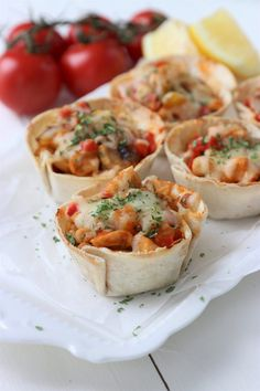 Falafel Wrap, Great Recipes, Healthy Recipes, Food Porn, Mini Tortillas, Comida Latina, Snacks Für Party, Happy Foods, Comfort Food