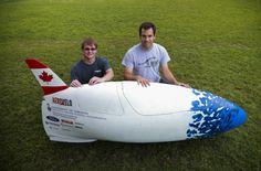 NEWS: U of T team aims to create world's fastest bike