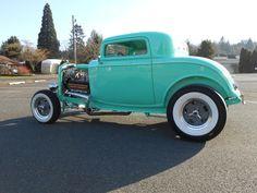 1932 Ford Chopped 3 Window