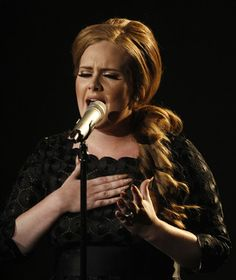 Adele  Loved her concert at Royal Albert Hall!