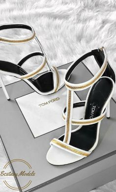 Tom Ford T Strap Sandals