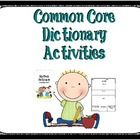 Teach your kids dictionary skills with an abbreviated, less intimidating dictionary!   In this product, you will find                              ...