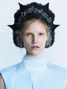 Past Perfect: Suvi Koponen By Patrick Demarchelier For Vogue China April 2015