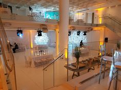 It's prime #wedding season! Our most recent union @ our #nyc #venue: A unique #modern #elegant & #rustic aesthetic w/ personalized touches! Wedding Season